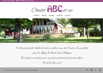 CHALET ABC