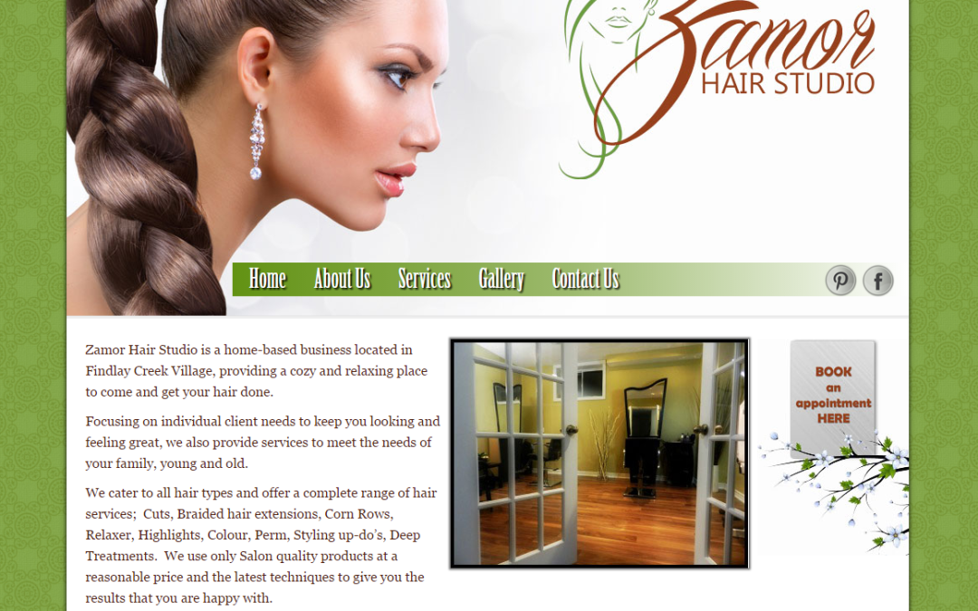 ZAMOR HAIR STUDIO