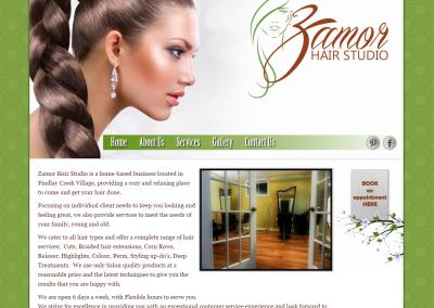 ZAMOR HAIR STUDIO