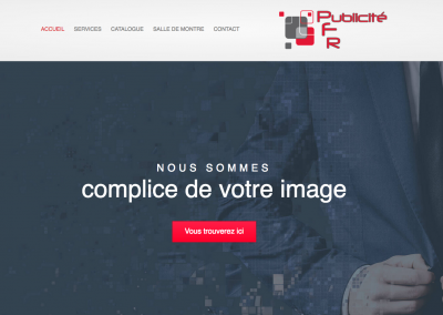 Publicité-FR