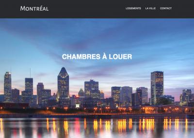 Chambres Montréal